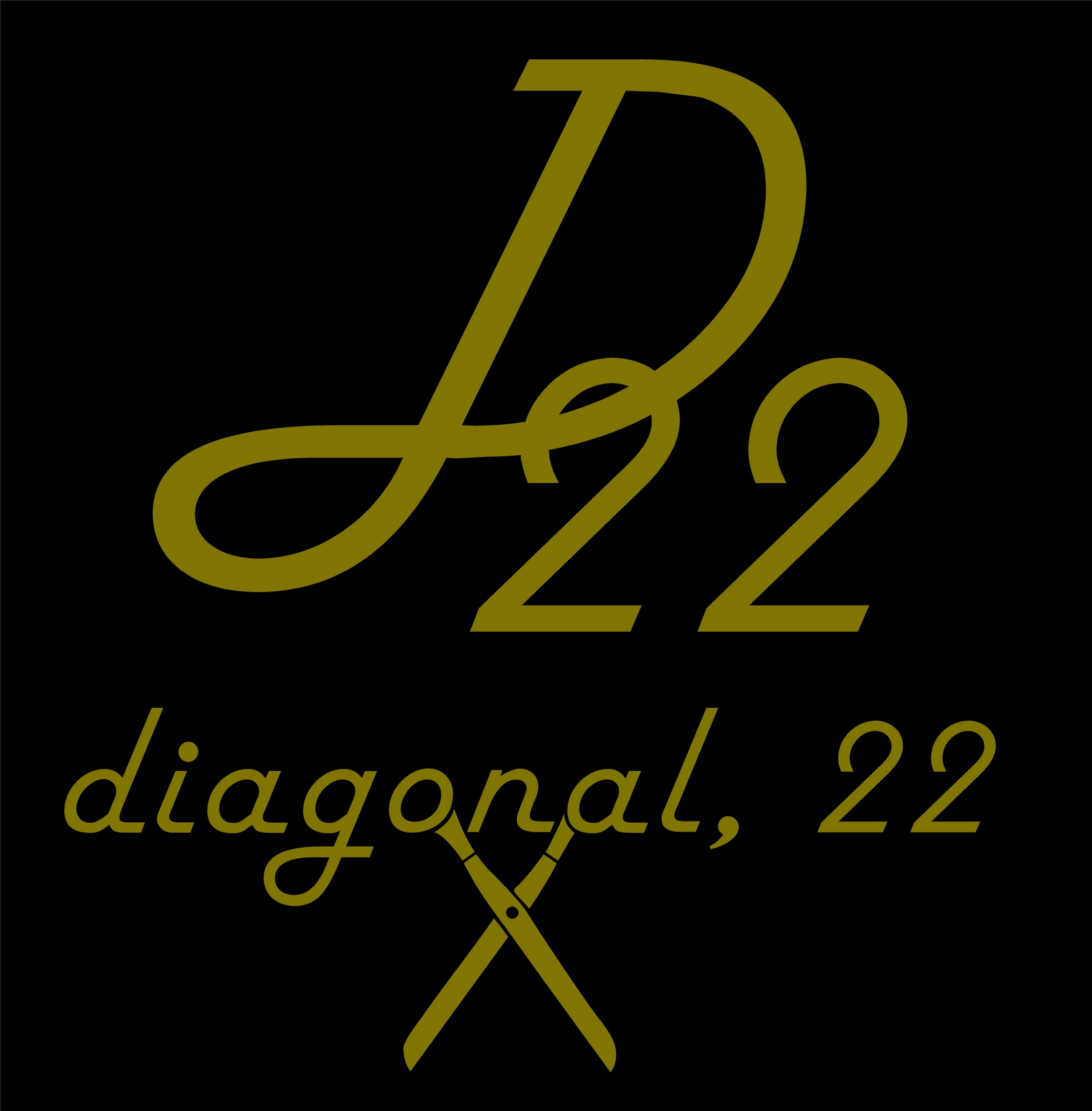 Logo comerç Perruqueria D22