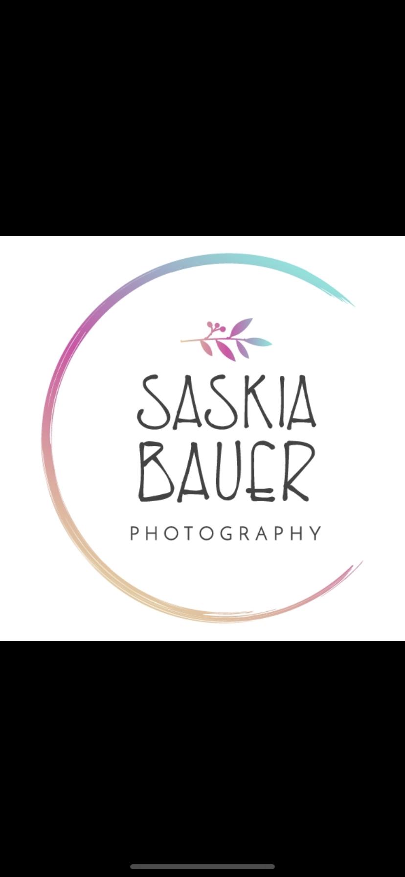 Logo comerç SASKIA BAUER PHOTOGRAPHY