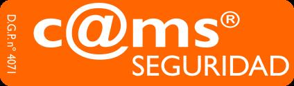 Logo comerç C@MS SEGURIDAD