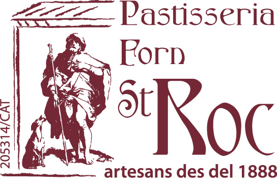 Logo comerç Forn Sant Roc
