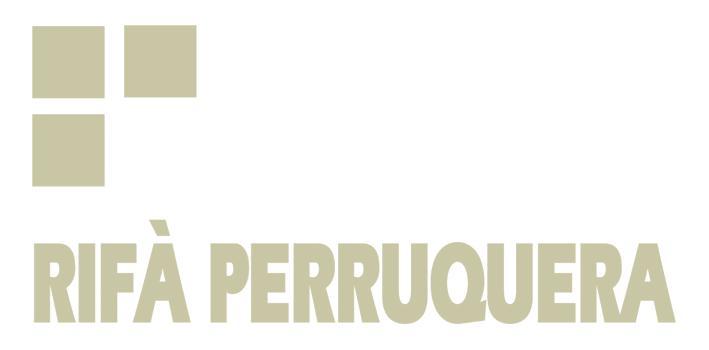Logo comerç Rifà perruquera