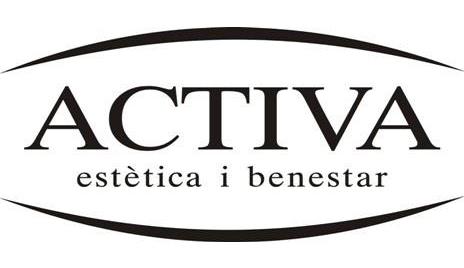 Logo comerç Activa Estètica & Benestar
