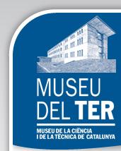 Logo comerç Museu del Ter