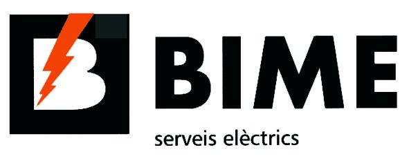 Logo comerç Bime