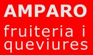Logo comerç Queviures Amparo