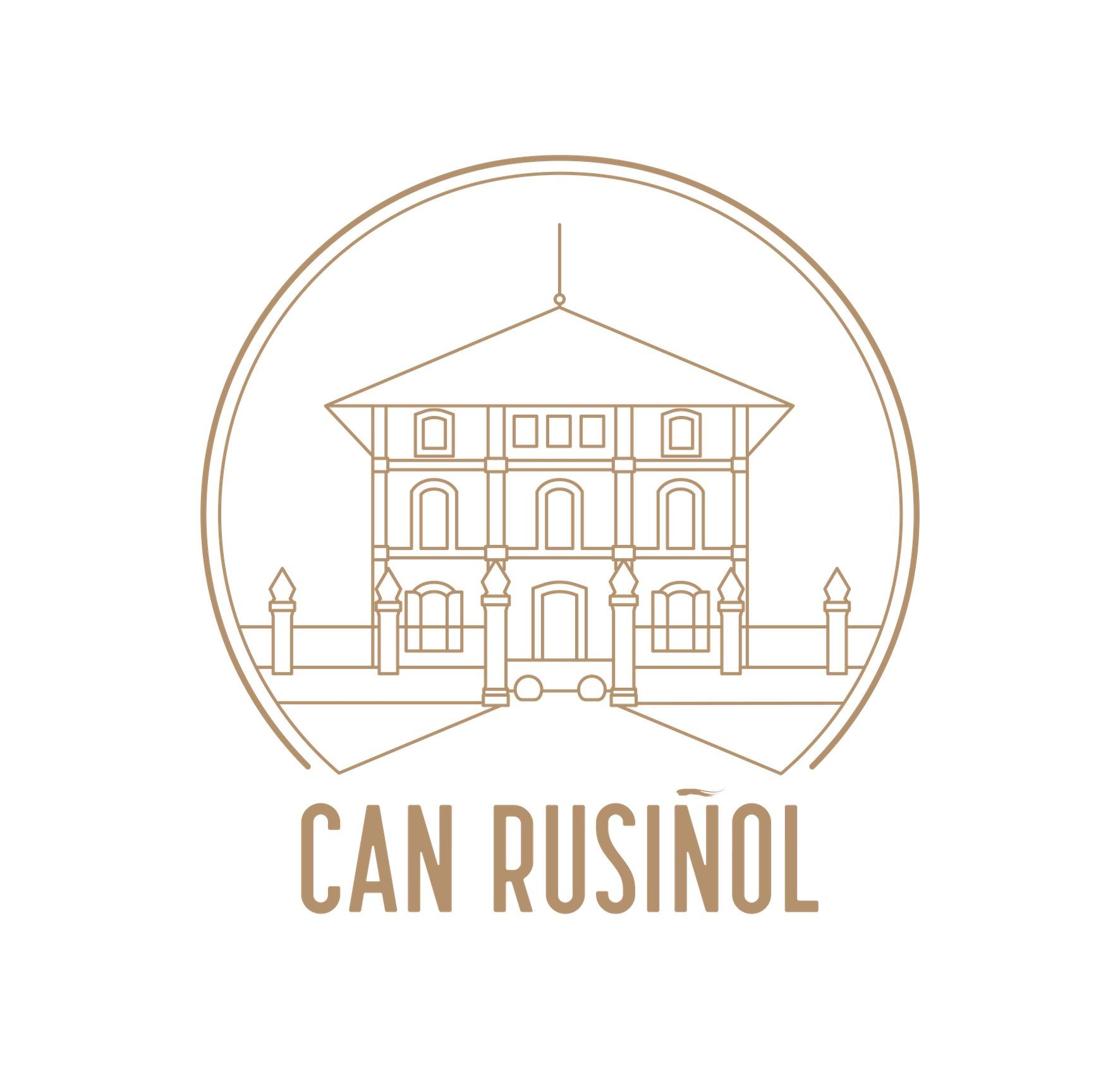 Logo comerç Can Rusiñol
