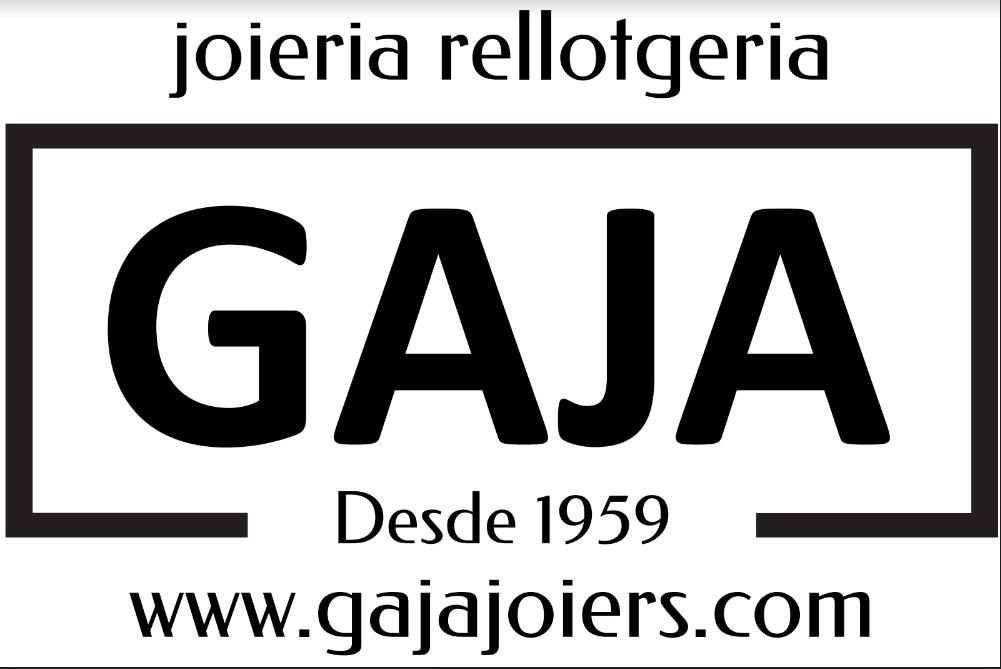 Logo comerç Joieria rellotgeria Gaja