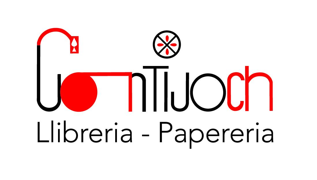 Logo comerç Llibreria Papereria Contijoch