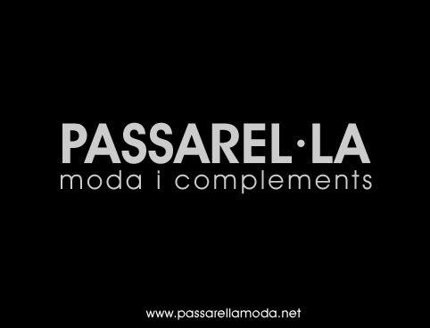 Logo comerç Passarel·la