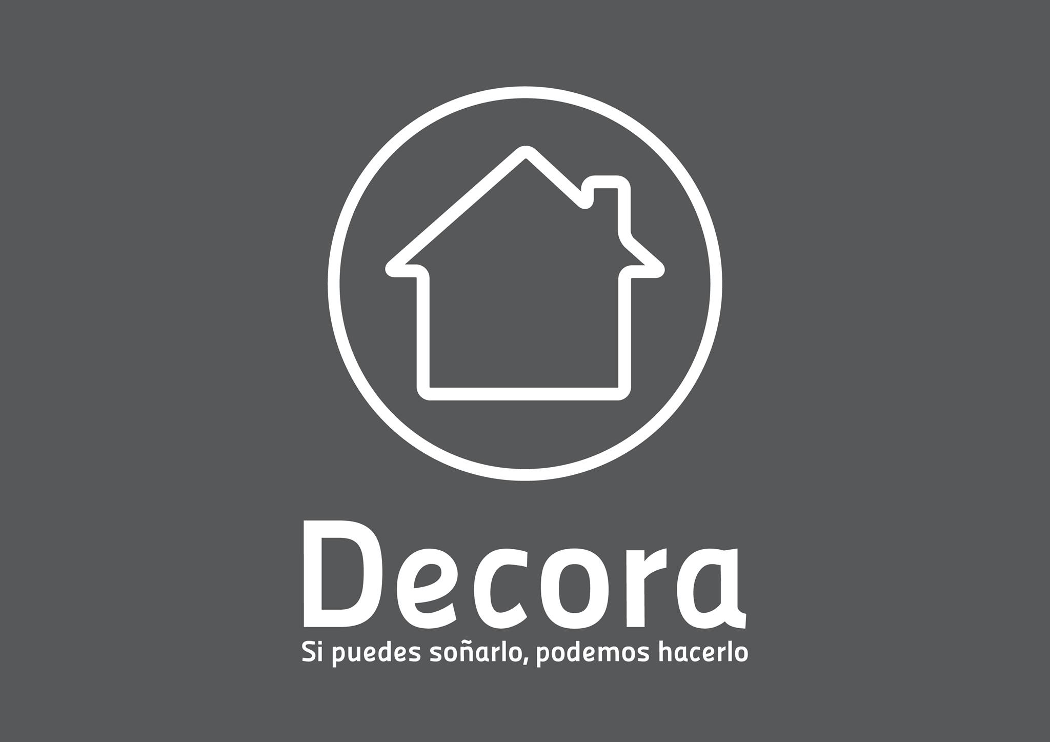 Logo comerç DECORA