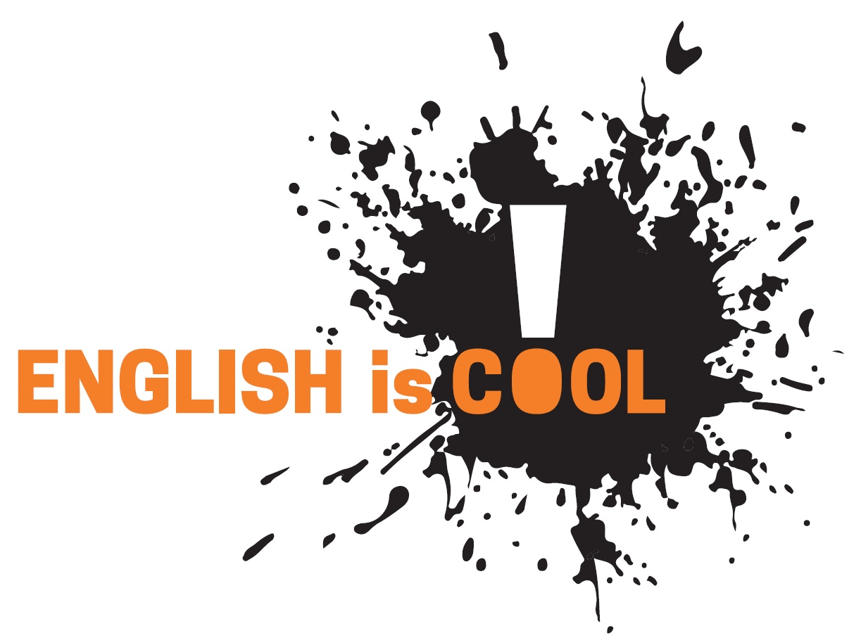 Logo comerç English is Cool