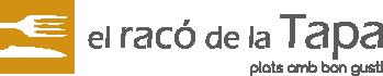 Logo comerç El racó de la Tapa