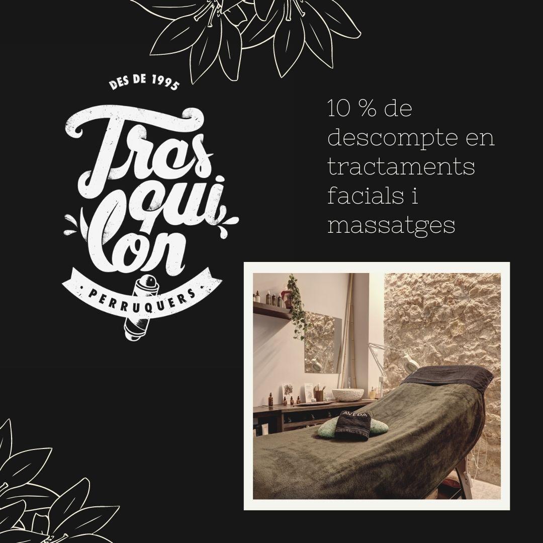 Tractament facial Tulasara  i massatge Aveda relax
